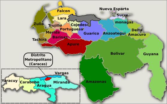venezuela comercial: